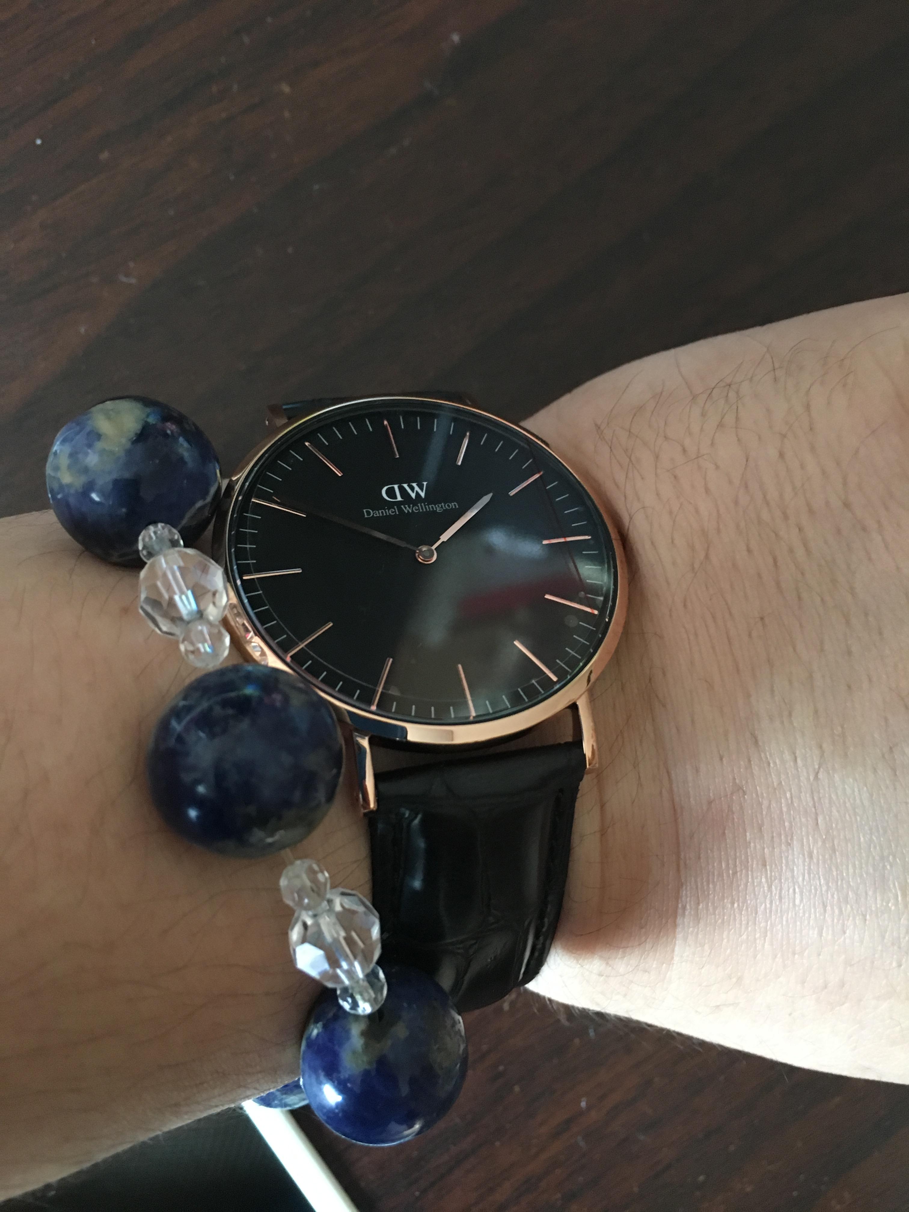腕時計の購入
