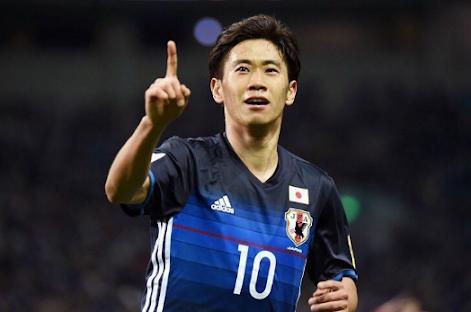 日本勝利!